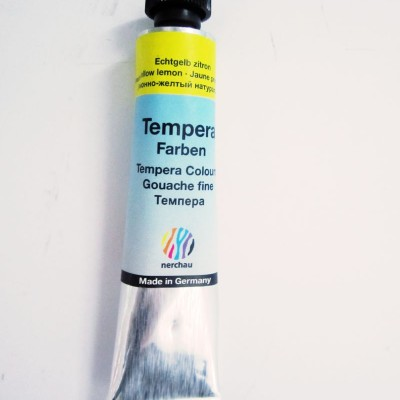 Nerchau tempera citrom 19 ml