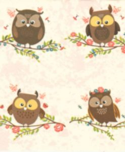 DekorszalvétaBrown Owls on Twings