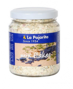 La Pajarita mix flakes